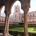 Duomo di Monreale - Chiostro -  Foto archivio A. Gaetani