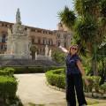 Palazzo reale -  Teatro marmoreo - Palermo - Foto archivio  A.Gaetani