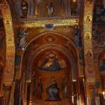 Cappella Palatina - Cupola - Foto archivio A.Gaetani
