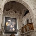 Oratorio San Lorenzo - Natività del Caravaggio (copia) - foto A.Gaetani