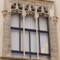 Palazzo Abatellis - trifora - foto A.Gaetani