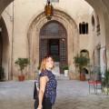 Palazzo Alliata di Villafranca - ingresso - foto archivio A.Gaetani
