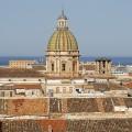 Palermo tetti e cupole - foto A.Gaetani