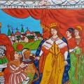 Salita Artale - particolare carretto siciliano - foto A.Gaetani