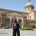 Cattedrale di Palermo - Nartece - Cupola Sagrato - Foto archivio A.Gaetani