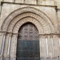 Chiesa di San Francesco - Portale gotico mediterraneo - Foto A.Gaetani