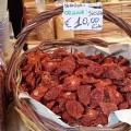 Mercato del Capo - Pomodori secchi - foto A.Gaetani