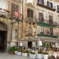 Palazzo Alliata di Villafranca - esterni - foto archivio A.Gaetani