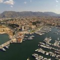 Palermo e il suo rapporto con il mare_ la Cala_ porto da diporto e Golfo di Panormos