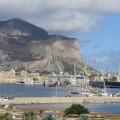Porto della Cala e Monte Pellegrino