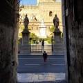Vicolo Brugnò lato Cattedrale - foto archivio A.Gaetani