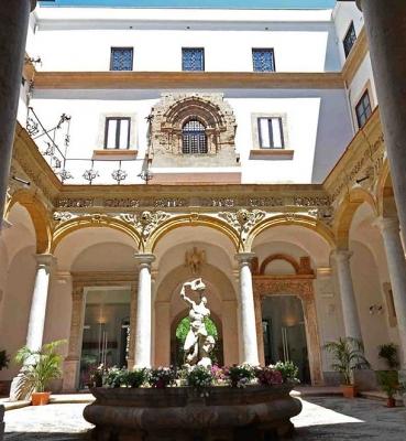 """MUSEO ARCHEOLOGICO """"ANTONIO SALINAS"""""""